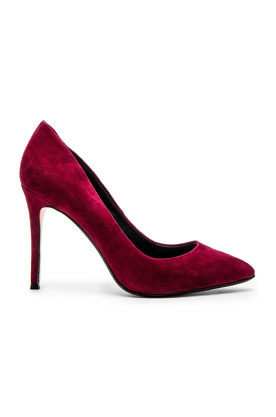 RAYE Tia Pump in Merlot