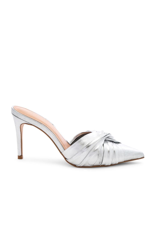 RAYE Varada Heel in Silver