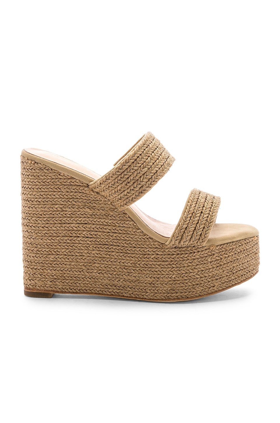 RAYE Islander Heel in Natural