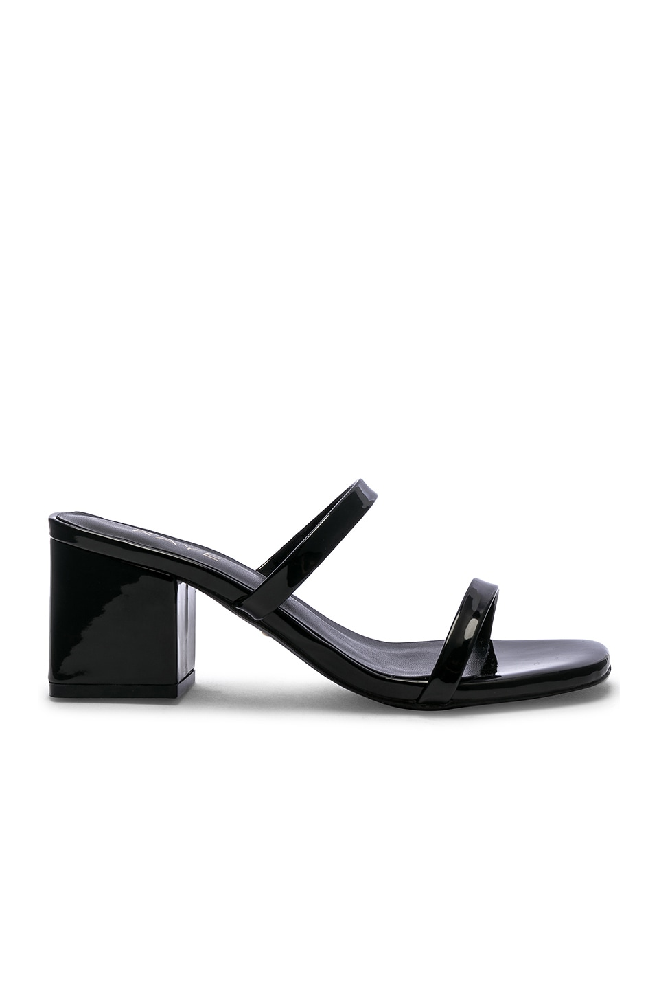 RAYE Cabo Heel in Black