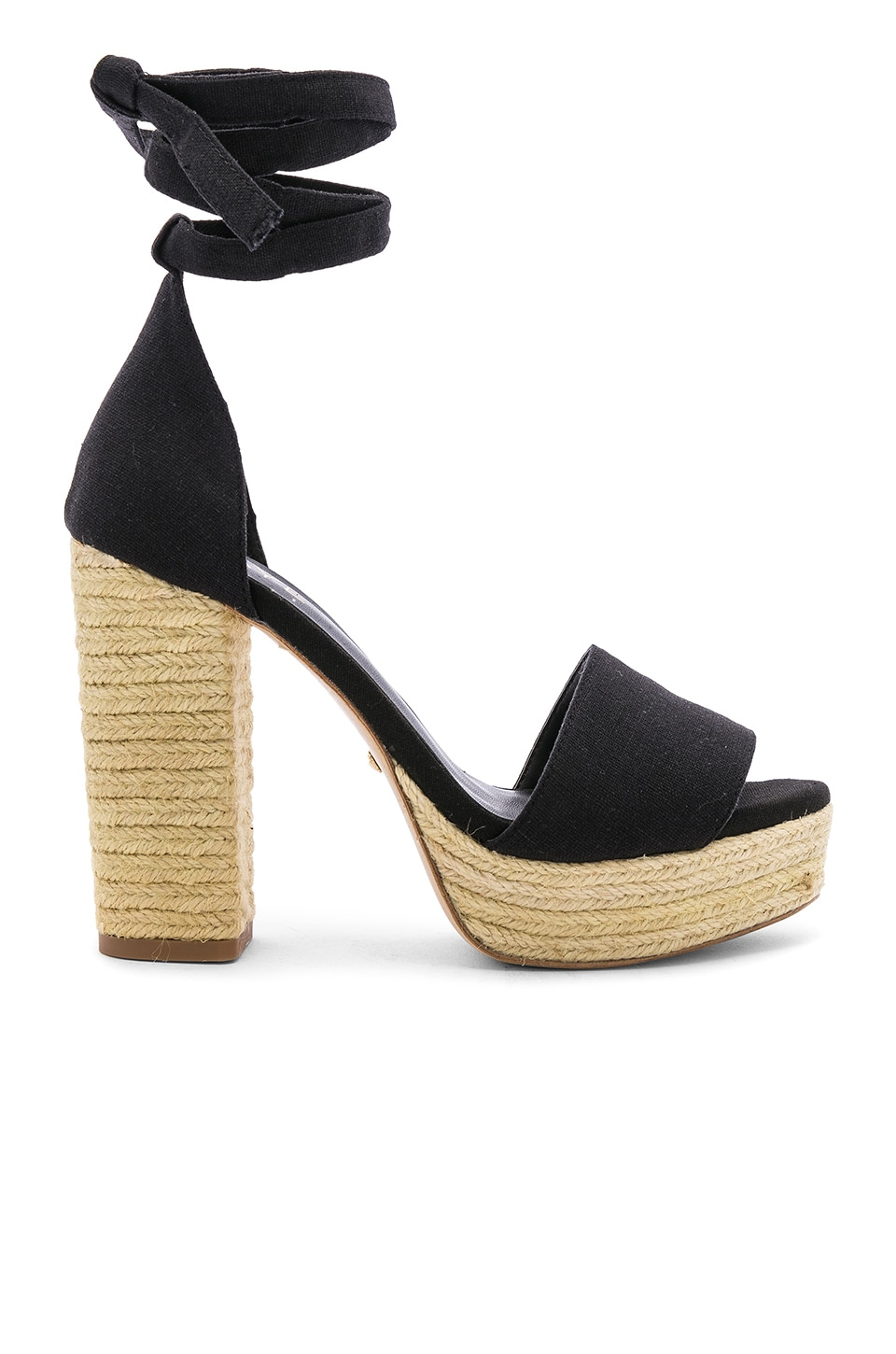 RAYE Aya Heel in Black