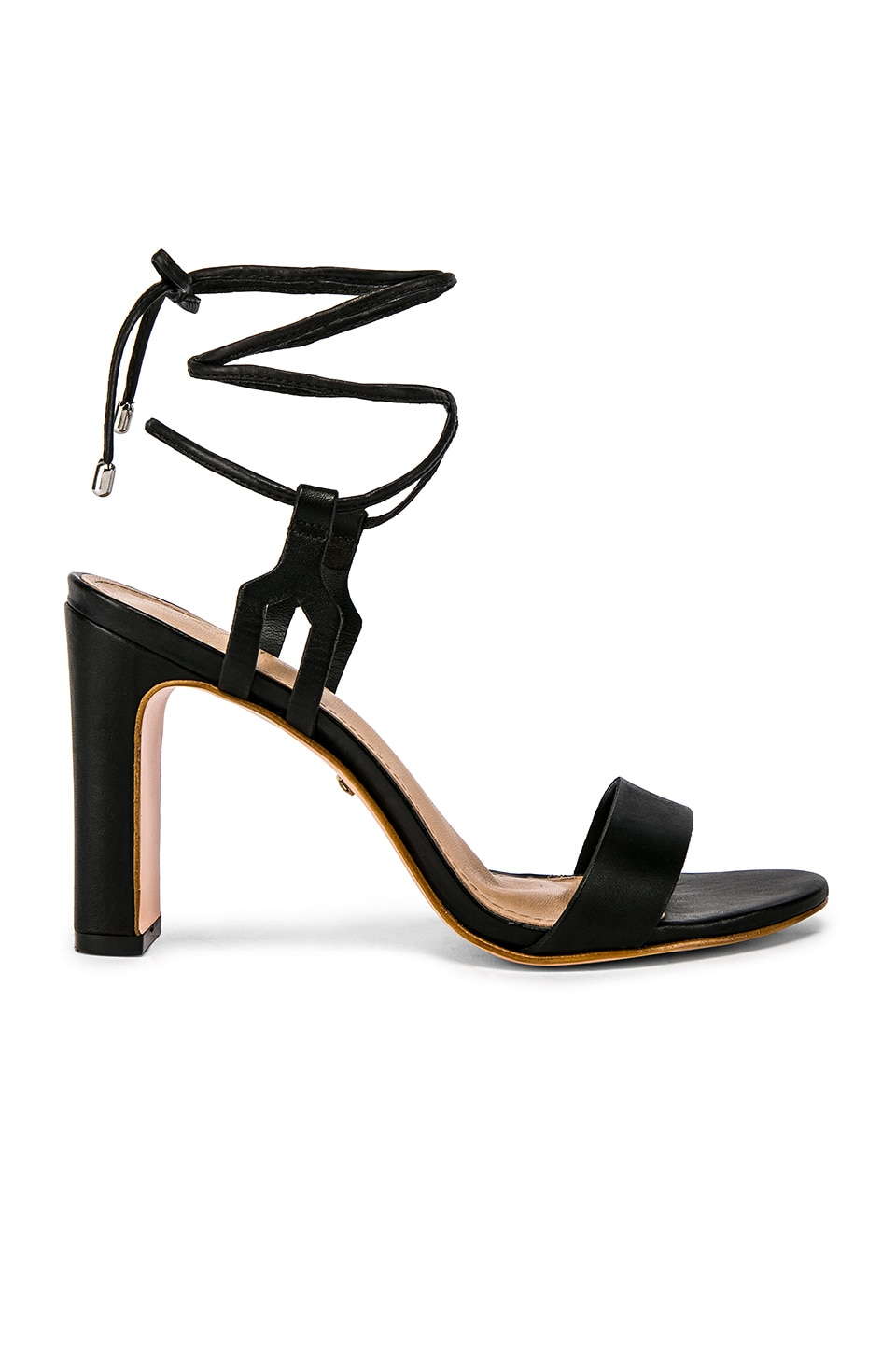 RAYE Kendall Heel in Black