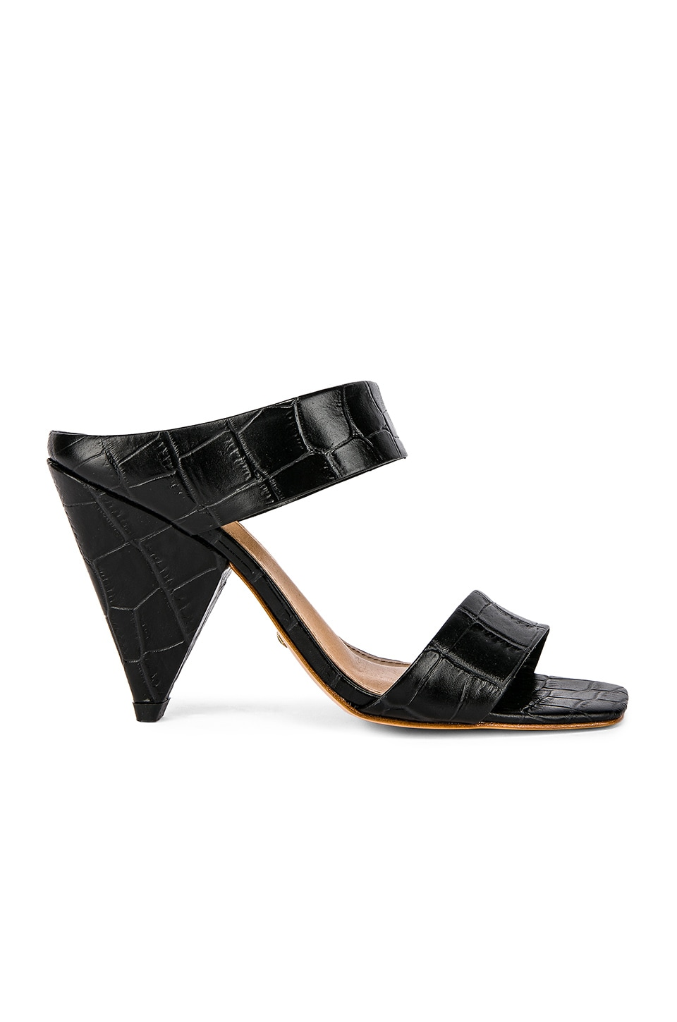 RAYE Gaze Heel in Black