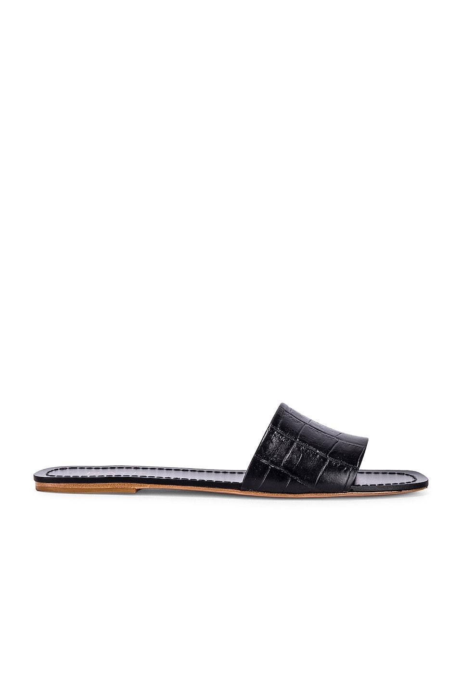 RAYE Houston Sandal in Black