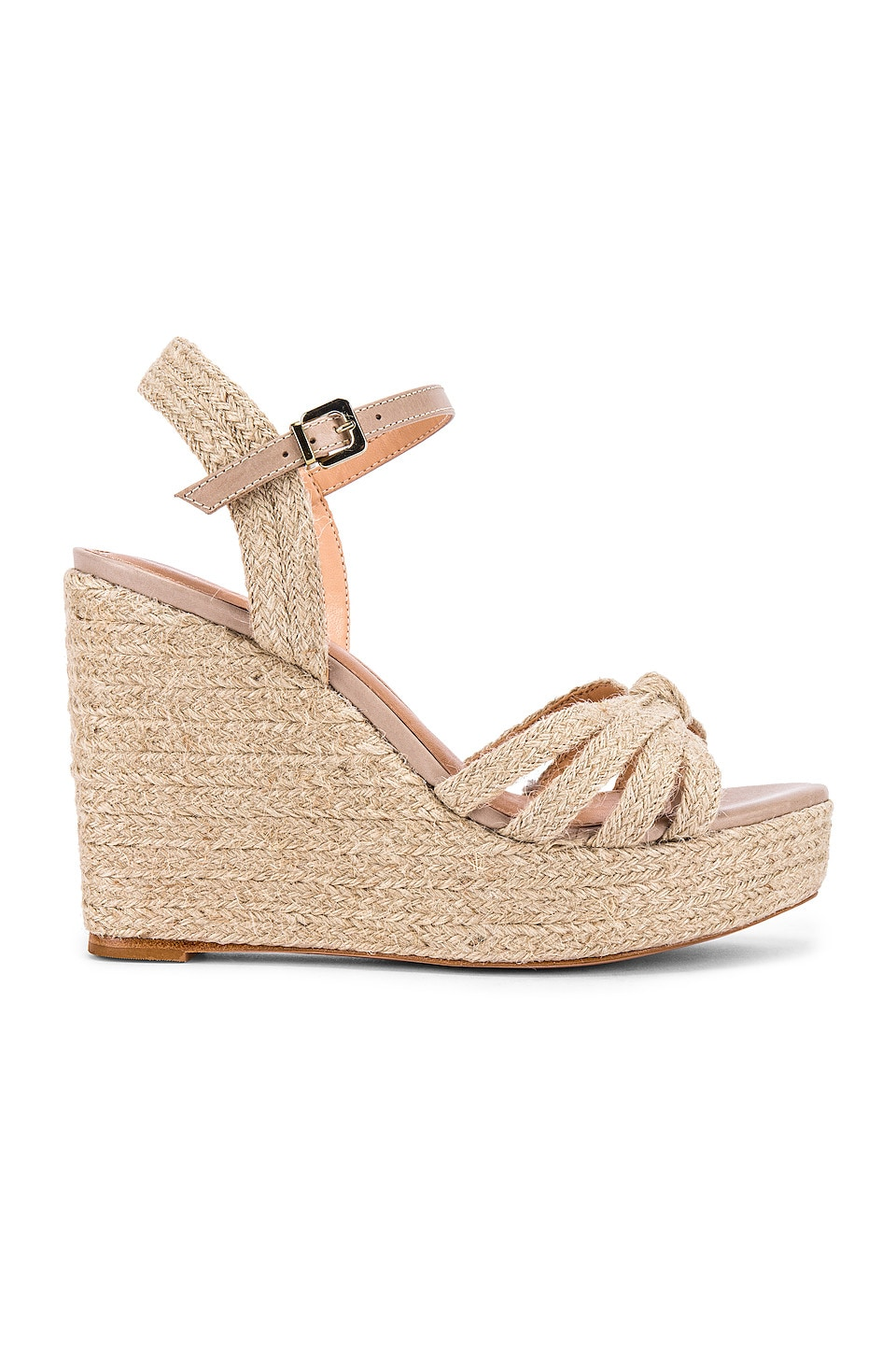 RAYE Seaside Wedge in Natural