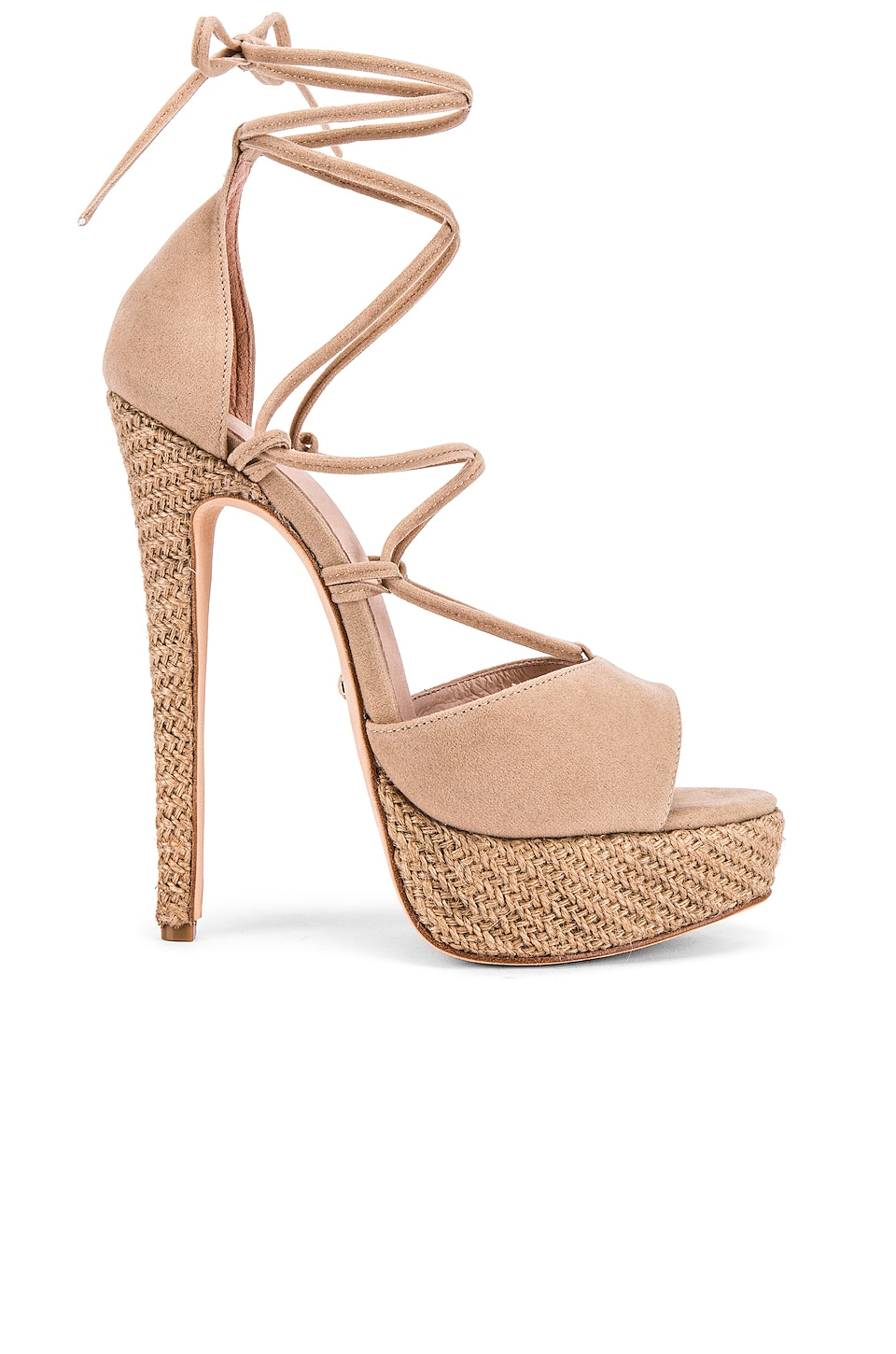 RAYE Shiloh Heel in Tan