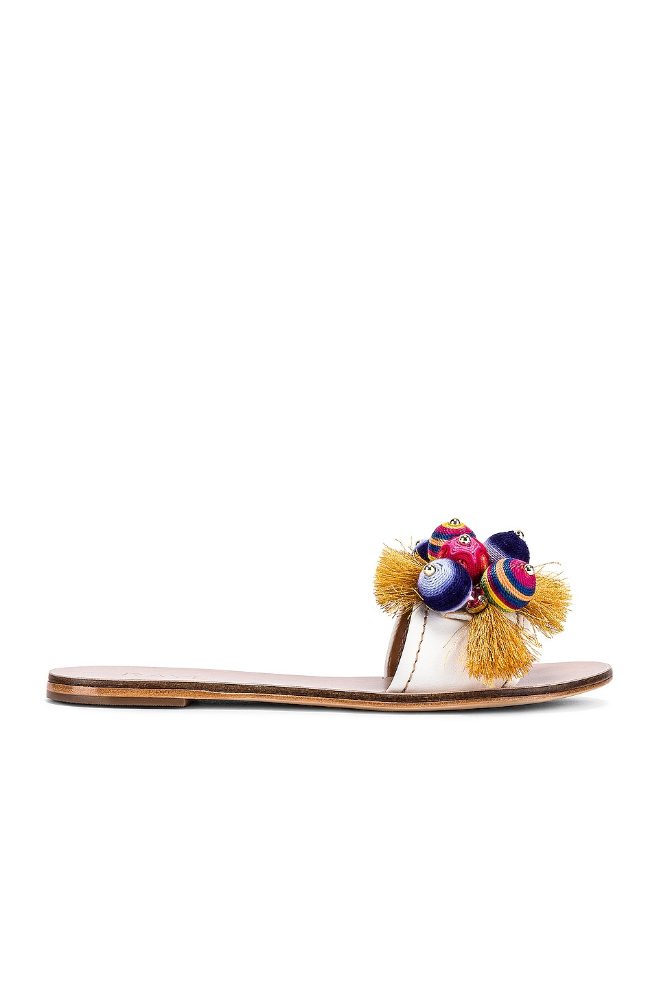 RAYE Island Sandal in Multi