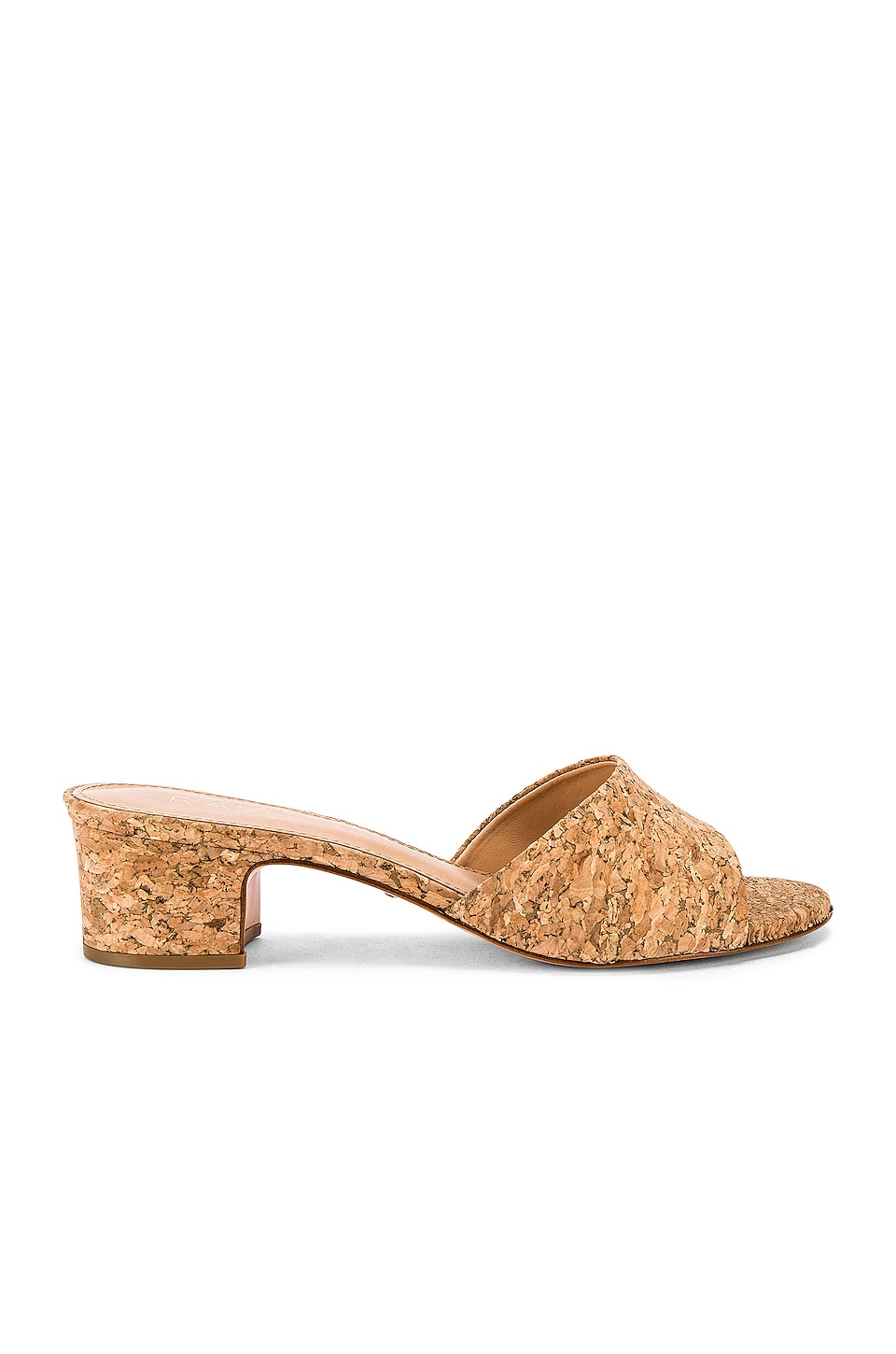 RAYE Calypso Heel in Natural