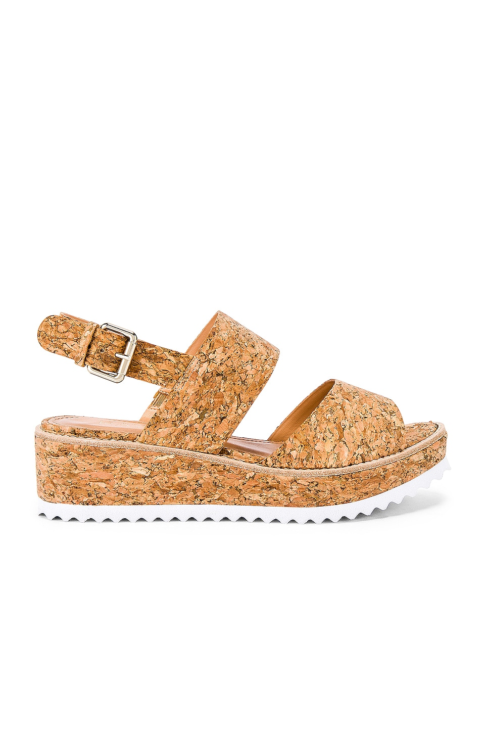 RAYE Azalea Wedge in Natural