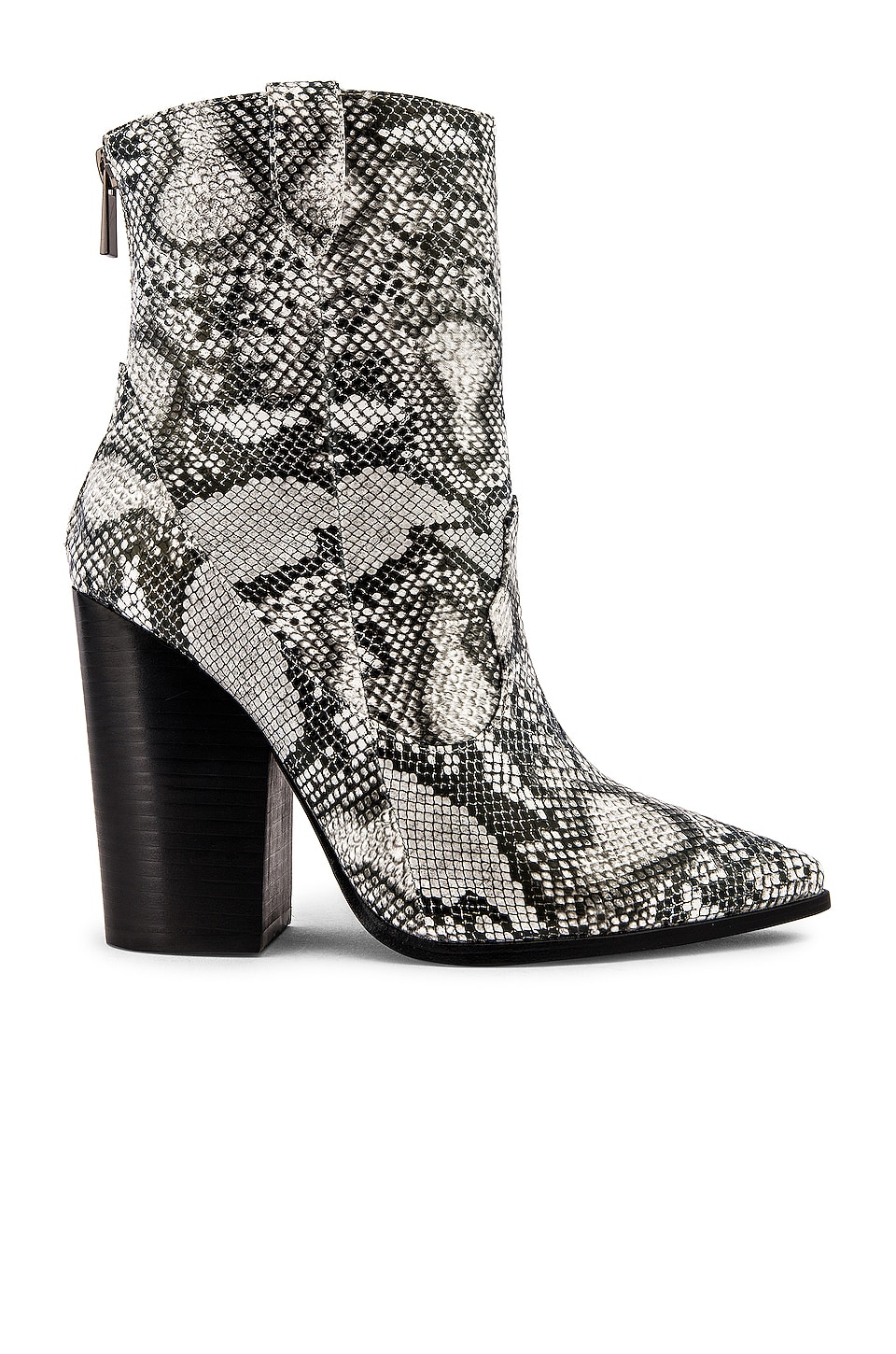 RAYE Leon Boot in Black & White