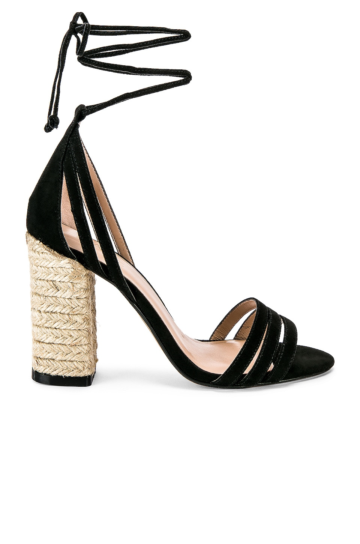 RAYE Barton Heel in Black