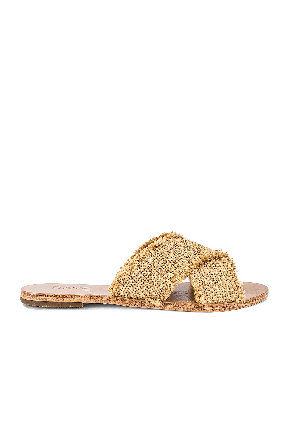 RAYE Couer Sandal in Natural