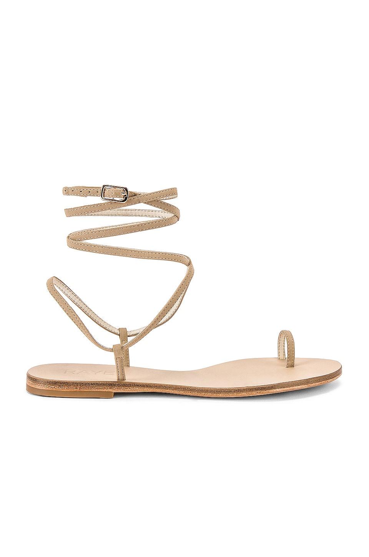 RAYE Dali Sandal in Nude