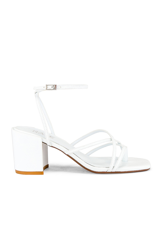 RAYE Hours Sandal in White