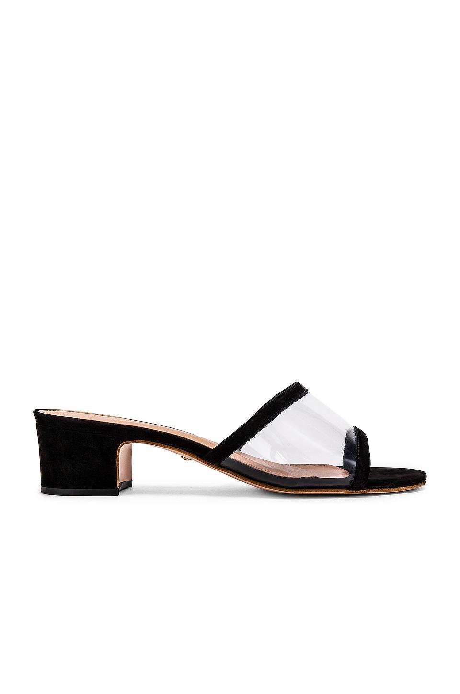 RAYE Hahn Sandal in Black