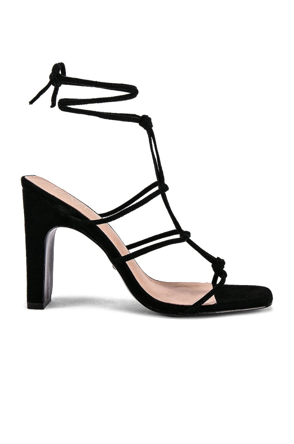 RAYE Havoc Heel in Black