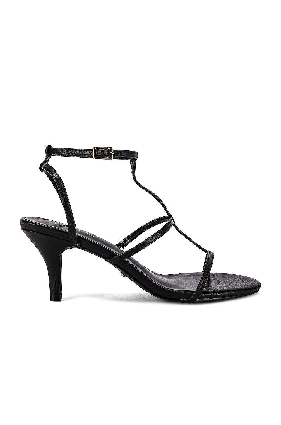 RAYE Nikita Heel in Black