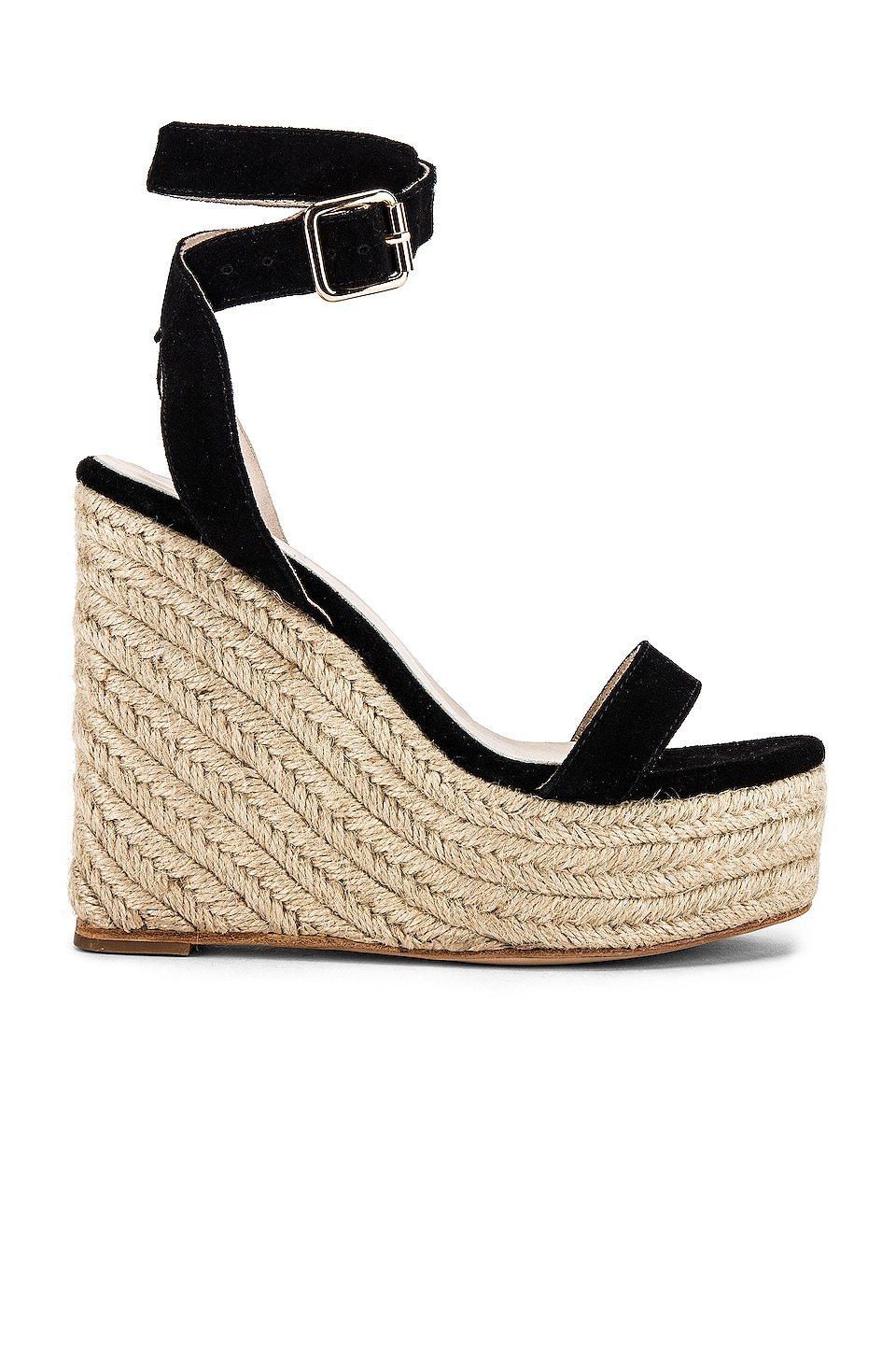 RAYE Tulum Wedge in Black
