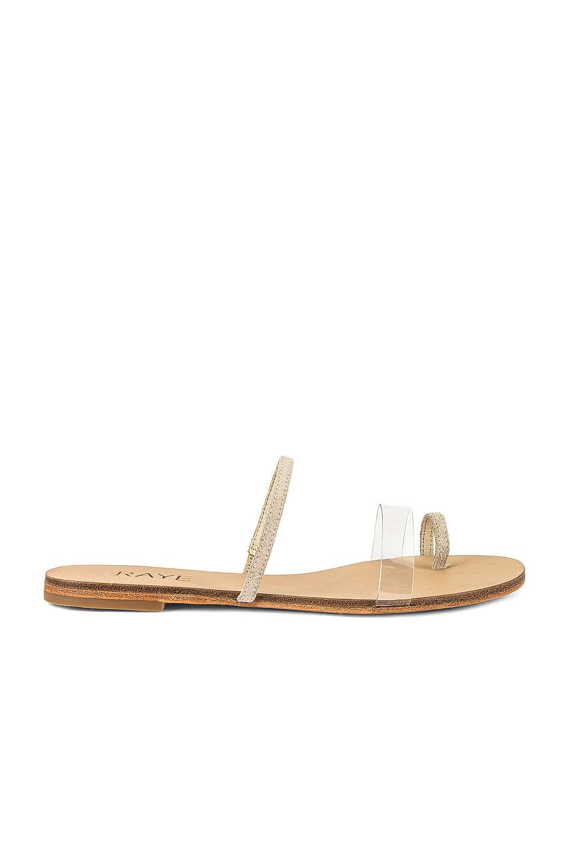 RAYE Petite Sandal in Tan