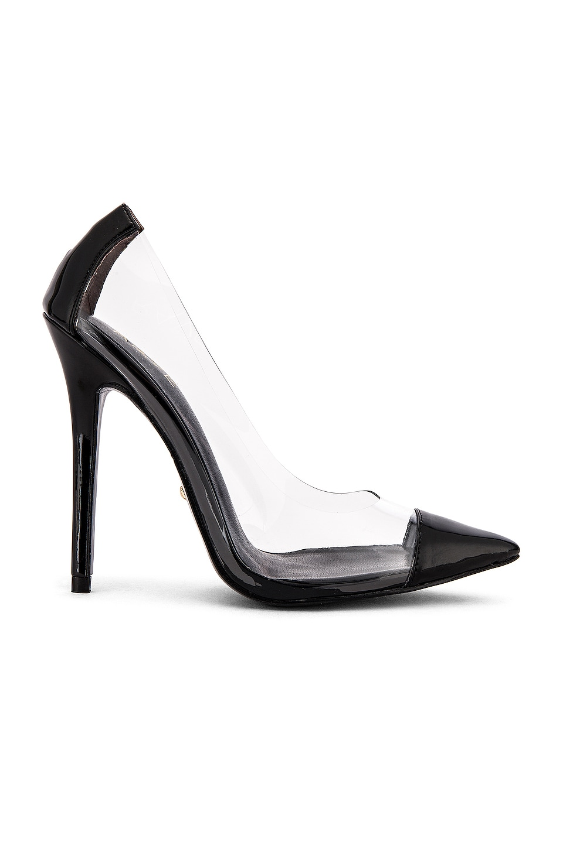 RAYE Jada Heel in Black