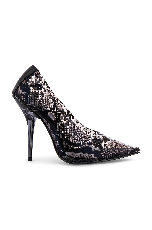 RAYE Laurise Heel in Black