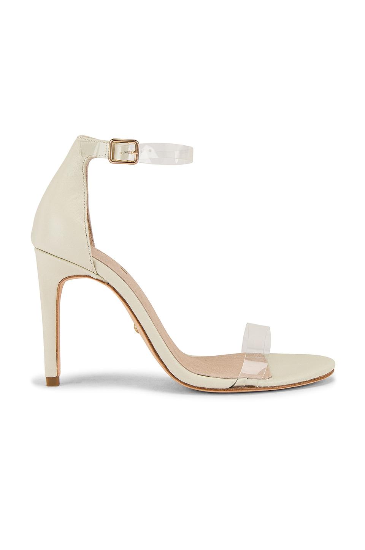 RAYE Jameson Heel in White