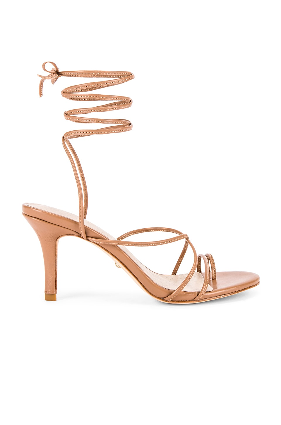 RAYE Bourbon Heel in Tan