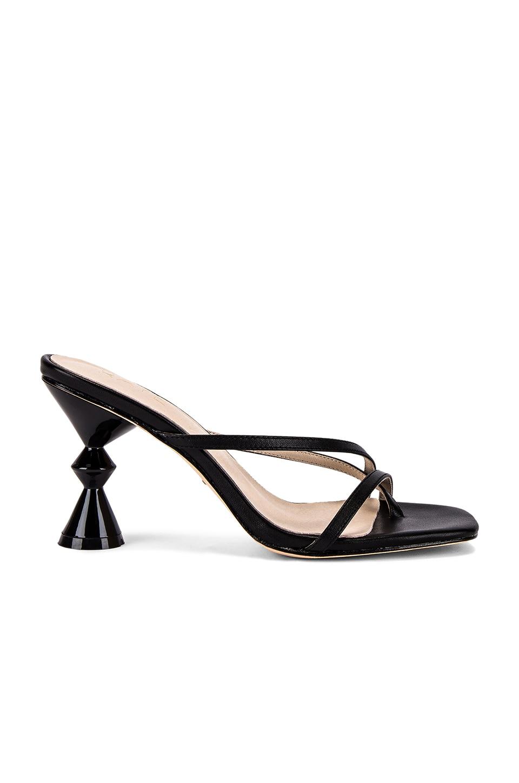 RAYE Yoko Heel in Black