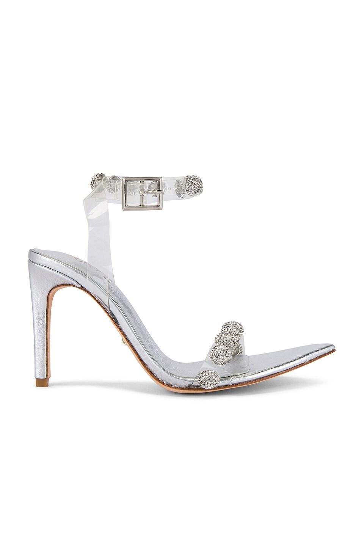 RAYE Cascade Heel in Silver