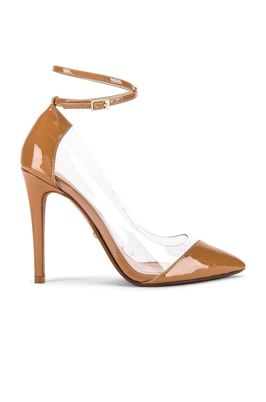 RAYE Attica Heel in Dark Tan