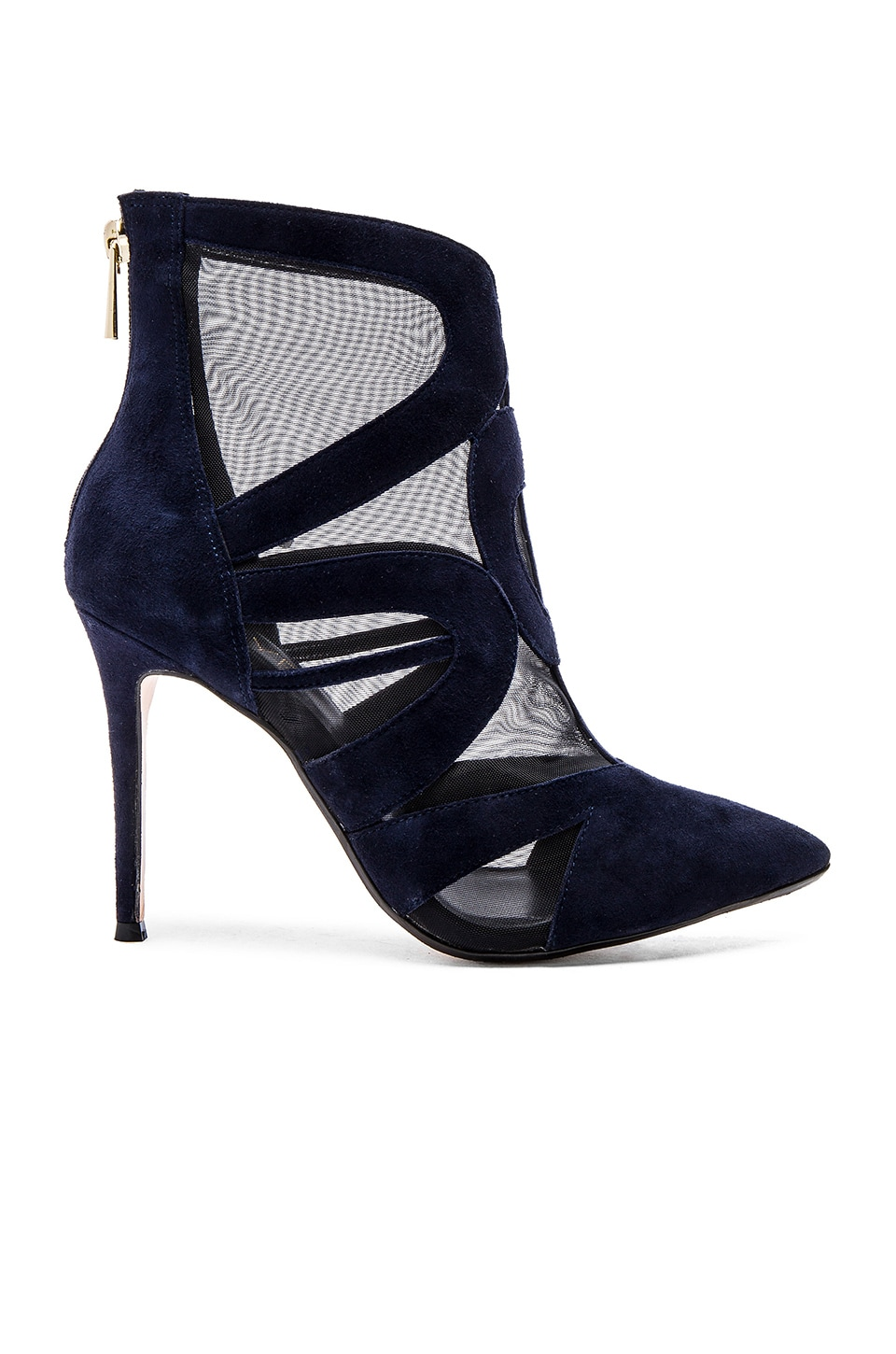 RAYE Thea Bootie in Navy