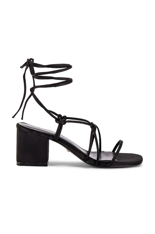 RAYE Amal Sandal in Black