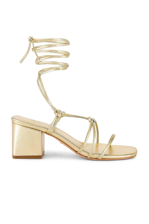 RAYE Amal Sandal in Gold