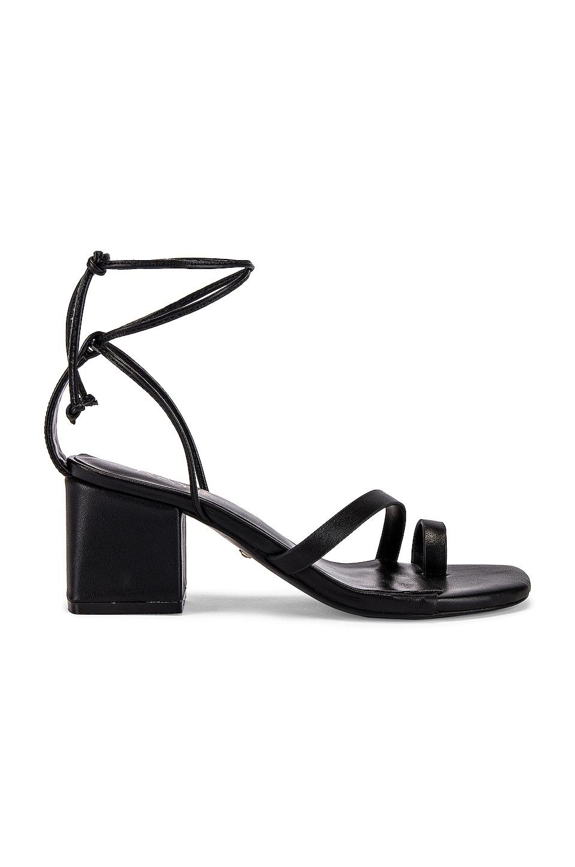 RAYE Sussex Heel in Black