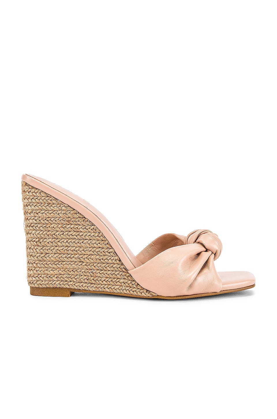 RAYE Zou Wedge in Nude