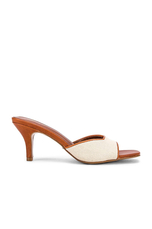 RAYE Vanity Heel in Natural