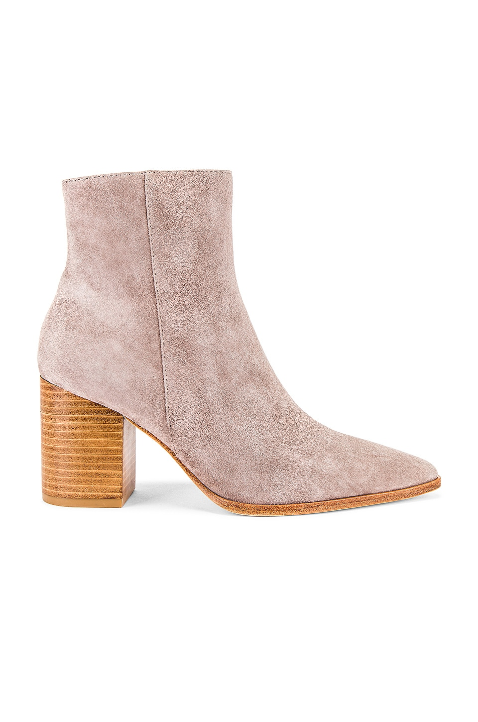 RAYE Merit Bootie in Taupe