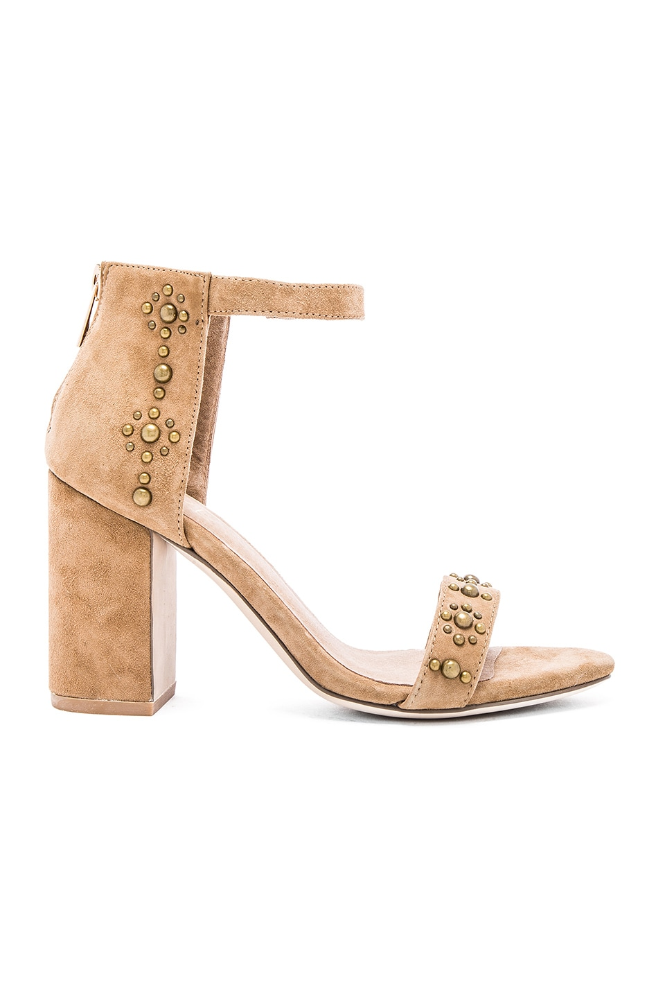 RAYE Lois Heel in Tan