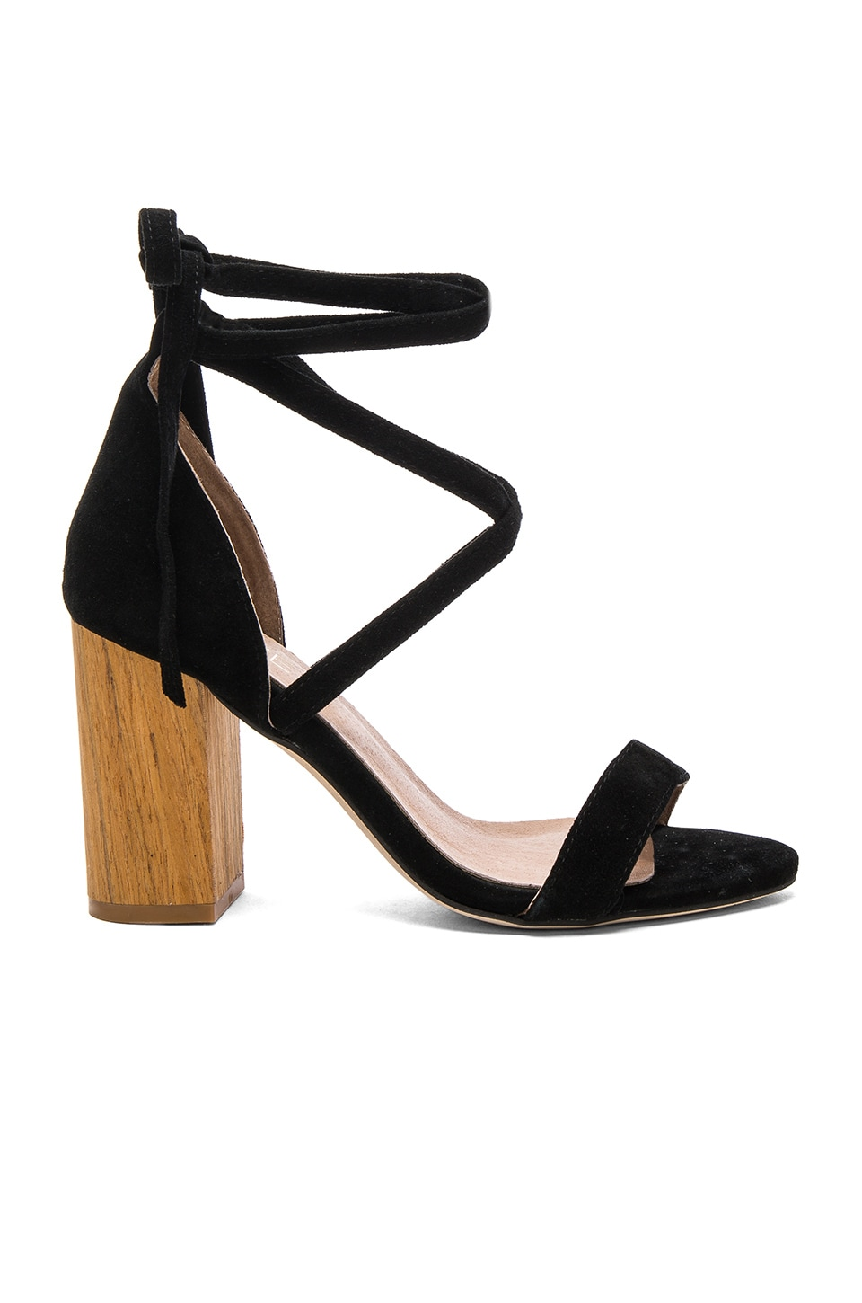 RAYE Layla Heel in Black