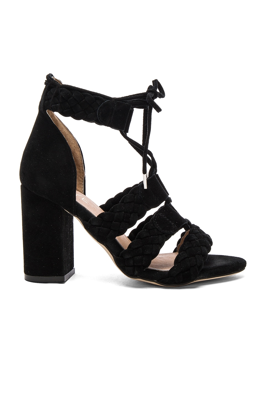 RAYE Libby Heel in Black