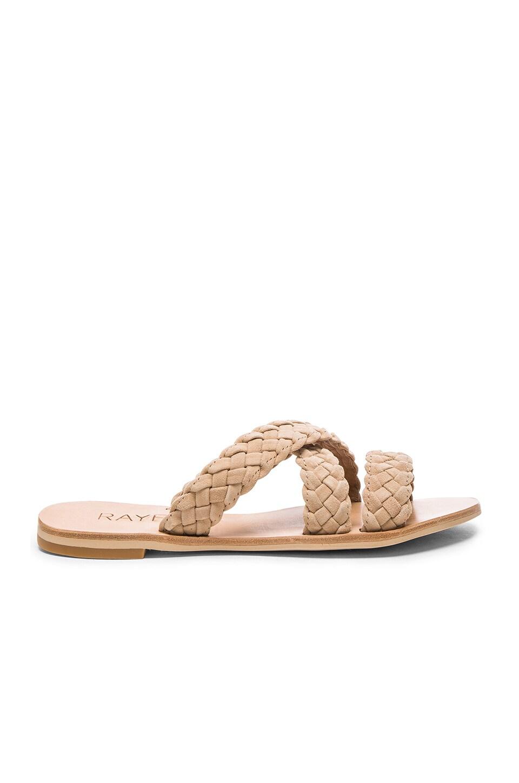 RAYE Sahara Sandal in Nude