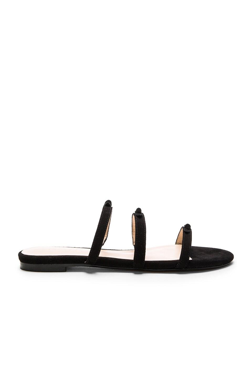 RAYE Wynn Sandal in Black