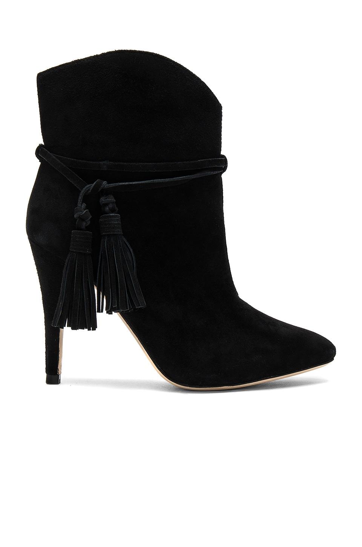 RAYE x STONE_COLD_FOX Janie Boot in Black