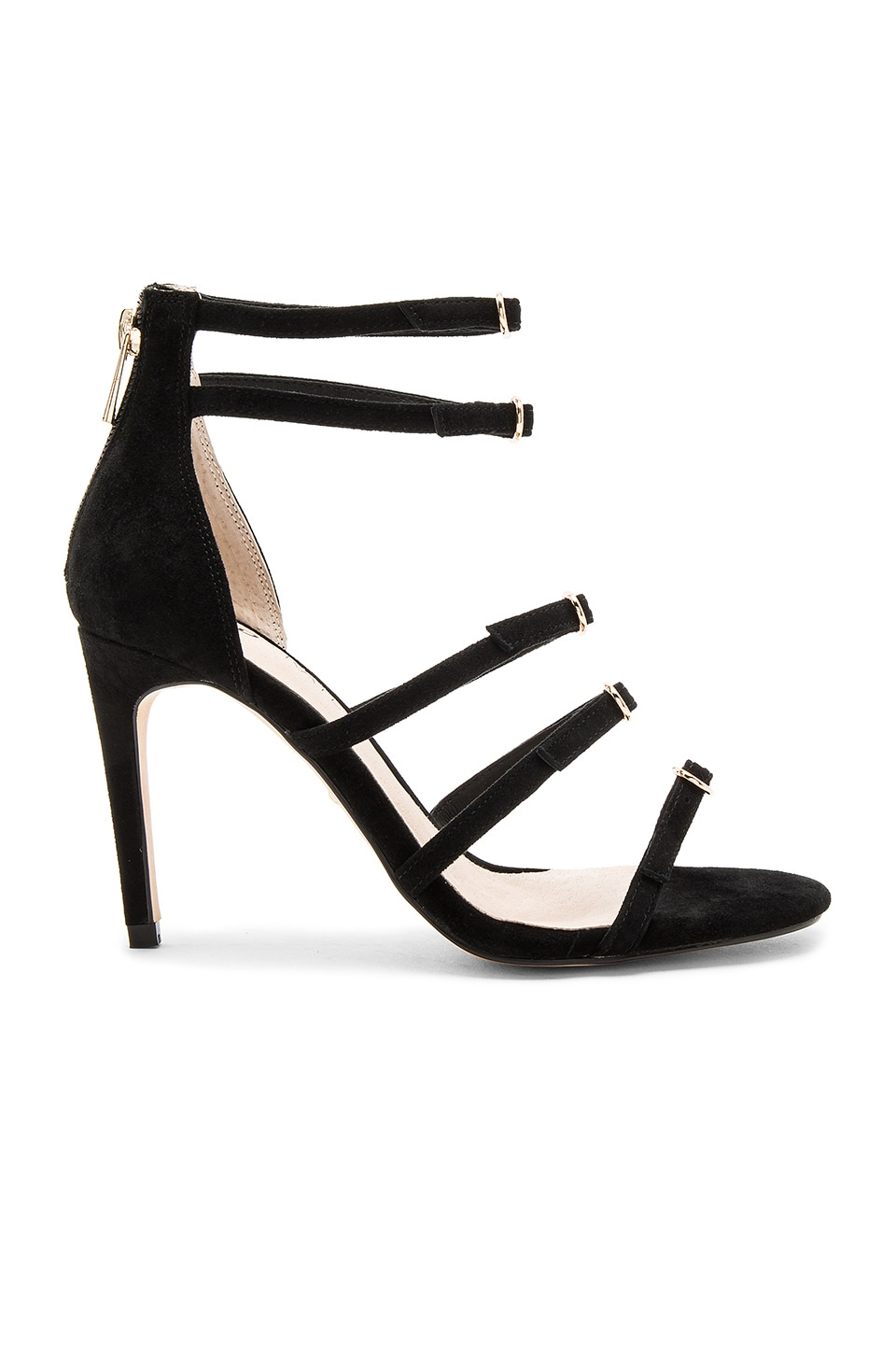 RAYE x NBD x REVOLVE Hunter Heel in Black