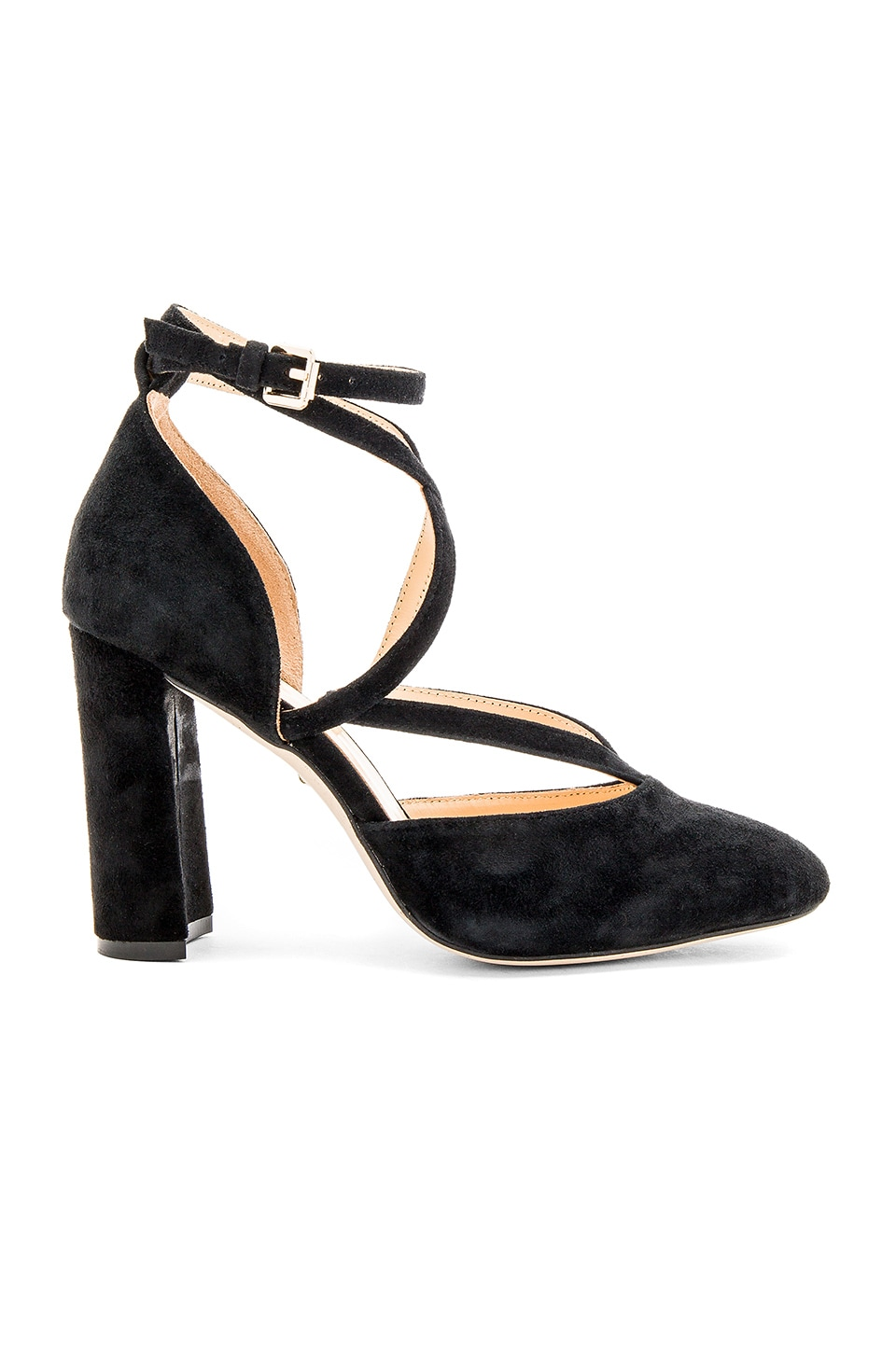 RAYE Isla Pump in Black