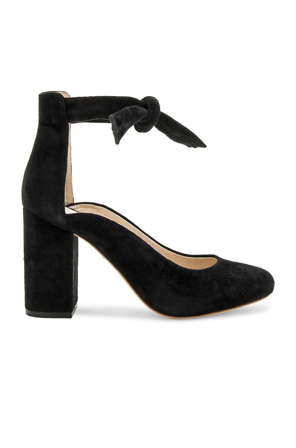 RAYE Hettie Pump in Black