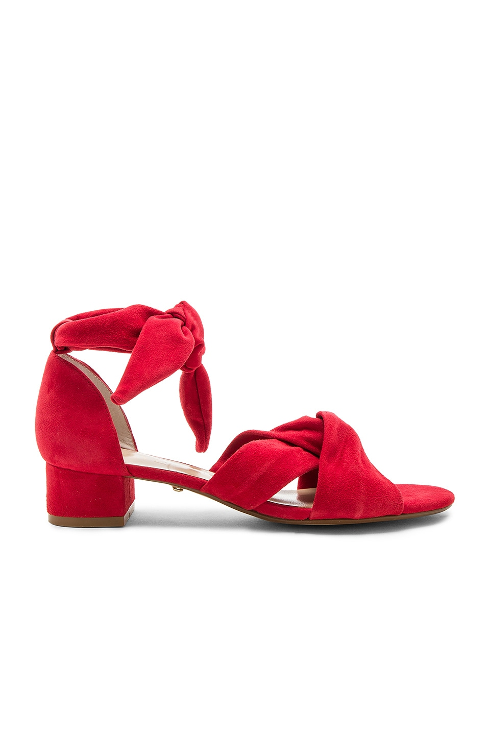 RAYE Aurora Sandal in Ruby