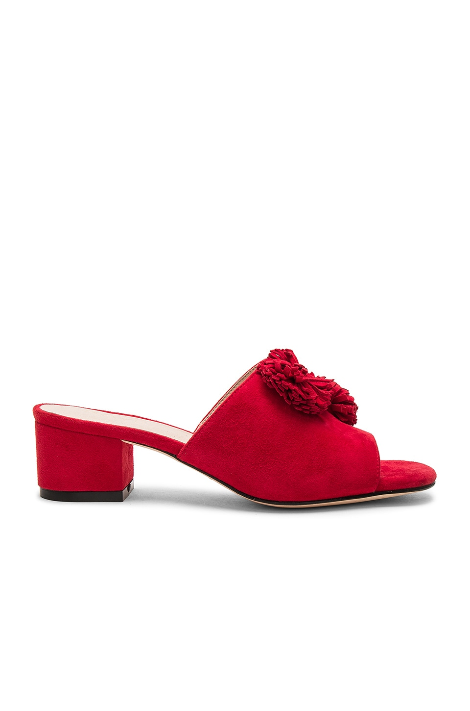 RAYE Chrissy Mule in Ruby