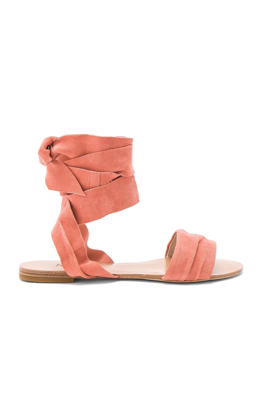 RAYE Sashi Sandal in Peach