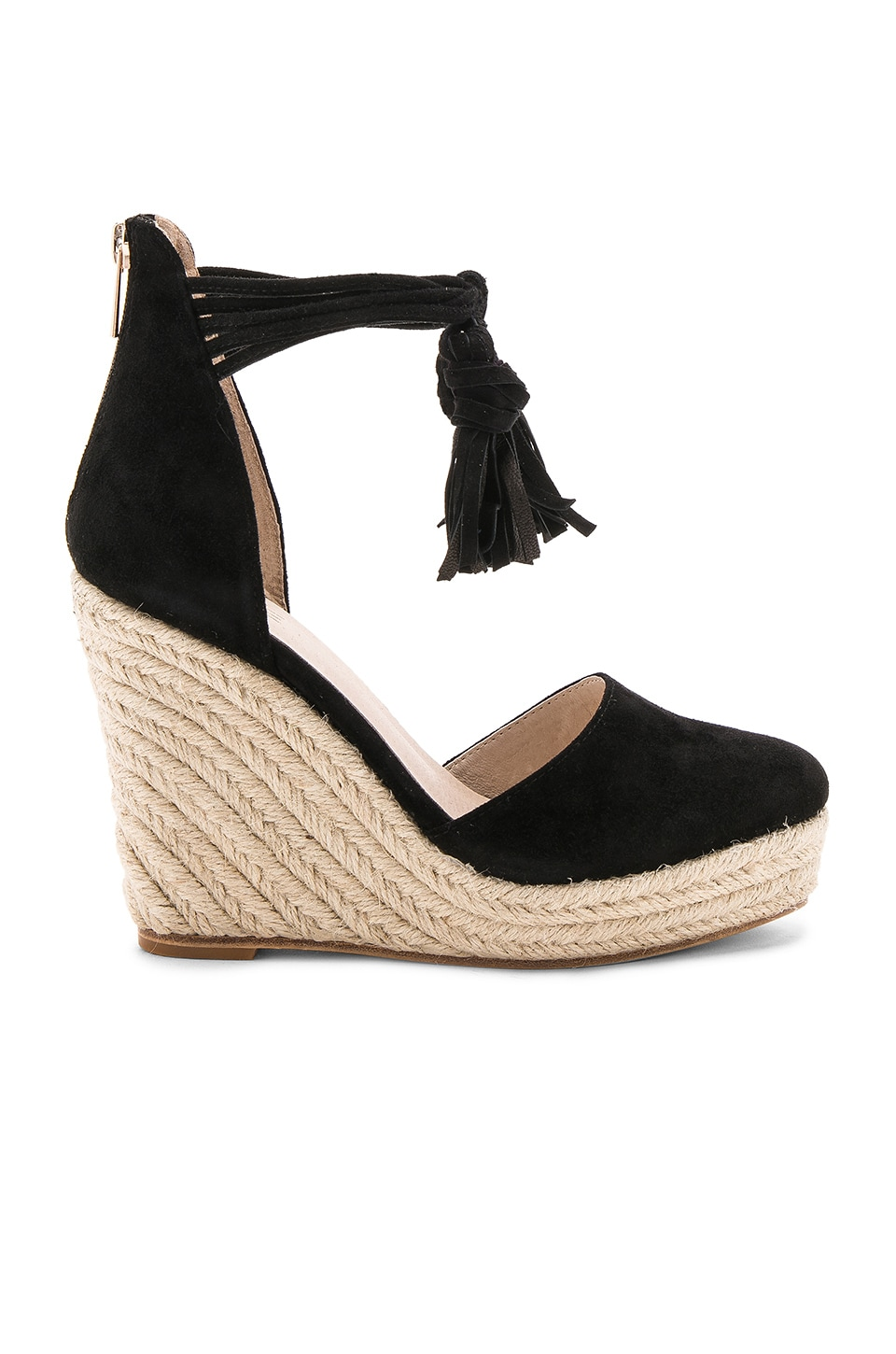 RAYE Dixie Wedge in Black